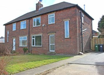Thumbnail 4 bed semi-detached house for sale in Colders Green, Meltham, Holmfirth