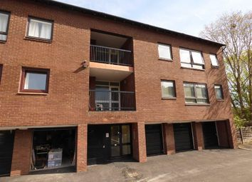 Thumbnail 1 bed flat for sale in Abbey Road, Macclesfield, Cheshire