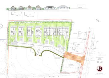 Thumbnail Land for sale in Development Site For 8 Dwellings, St Merryn, Padstow