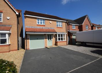 Thumbnail 4 bed property for sale in Miller Road, Brymbo, Wrexham
