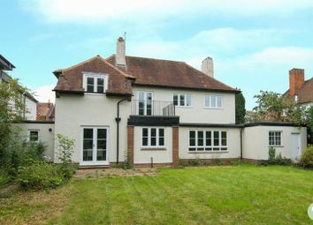Thumbnail 5 bed detached house for sale in Woodstock Road, Oxford