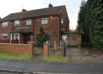 Thumbnail 3 bed semi-detached house for sale in Oval Road, Tipton