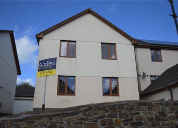 Thumbnail 4 bed detached house for sale in Bishops Meadow, Morchard Bishop, Crediton, Devon