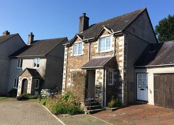 Thumbnail 2 bed link-detached house for sale in Chapel Meadow, Buckland Monachorum