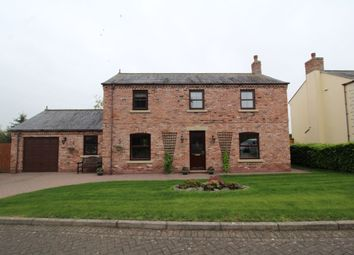 Thumbnail 4 bed detached house for sale in Milton Lane, Burgh-By-Sands, Carlisle