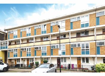 Thumbnail 4 bed flat to rent in Tidey Street, Bow