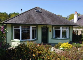 Thumbnail 4 bed detached bungalow for sale in Maxwell Road, Langholm