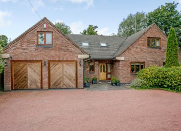 5 bed property for sale in Highwood Road, Uttoxeter, Staffordshire ST14