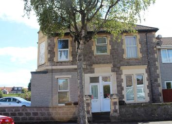Thumbnail 1 bed flat to rent in St Pauls Road, Weston-Super-Mare, North Somerset