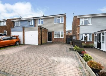 Thumbnail 3 bed semi-detached house for sale in Fisher Way, Braintree, Essex