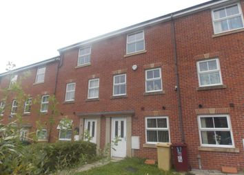 Thumbnail 4 bedroom town house to rent in Ramswell Close, Bolton