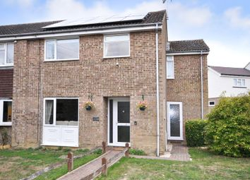 Thumbnail 4 bed end terrace house for sale in Southwater, West Sussex