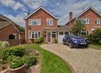 Thumbnail 3 bed detached house for sale in Park View, Sharnford, Hinckley