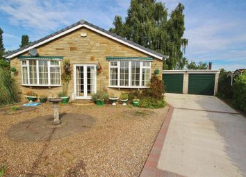 Thumbnail 3 bed detached bungalow for sale in Lime Tree Close, Thorpe Willoughby, Selby