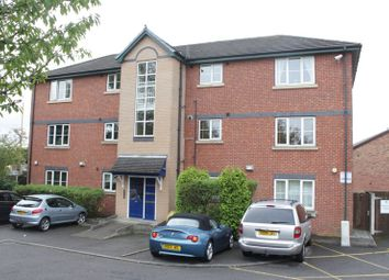 Thumbnail 2 bedroom flat for sale in Station Road, Wilmslow, Cheshire