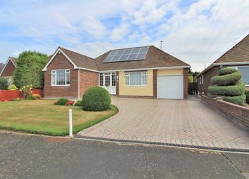Thumbnail 3 bed detached bungalow for sale in The Thicket, Fareham