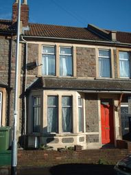 Thumbnail 4 bed terraced house to rent in Radnor Road, Horfield, Bristol