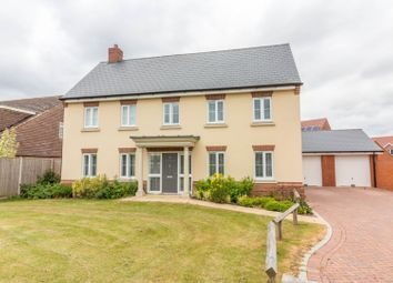 Thumbnail 5 bed detached house for sale in Tabby Drive, Three Mile Cross, Reading