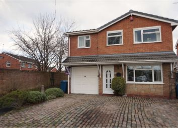 Thumbnail 4 bed detached house for sale in Glenthorne Close, Stafford