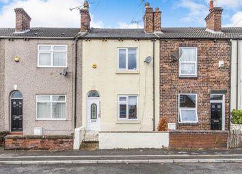 Thumbnail 2 bed terraced house for sale in Aketon Road, Cutsyke, Castleford