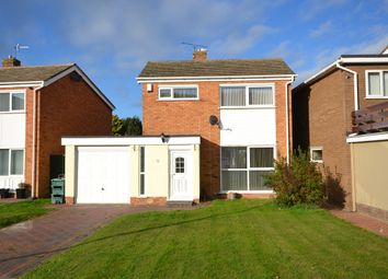 Thumbnail 3 bed detached house to rent in Eldon Drive, Abergele