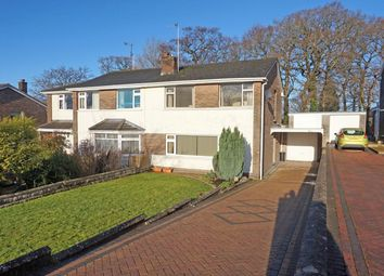 Thumbnail 3 bed semi-detached house for sale in Ashgrove, Dinas Powys