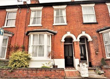 Thumbnail 3 bed terraced house for sale in Guy Street, Warwick