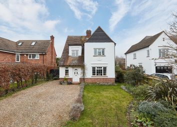 Thumbnail 3 bed detached house for sale in Hamilton Road, Newmarket