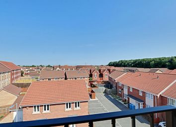 Thumbnail 2 bedroom flat for sale in Ladybower Way, Kingswood, Hull