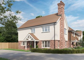 Thumbnail 3 bed detached house for sale in Vere Meadows, Benenden, Cranbrook