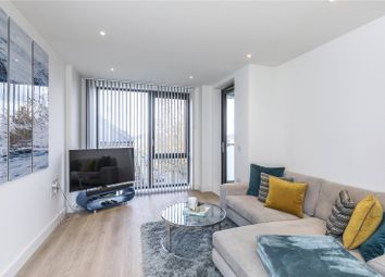 Chainmakers House, 46 Blair Street, London E14. 1 bed flat