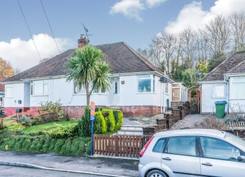 Thumbnail 2 bed semi-detached bungalow for sale in Braeside Road, Southampton