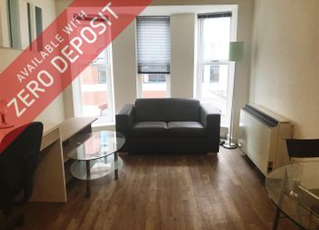 Thumbnail 1 bed flat to rent in Granby Row, Manchester