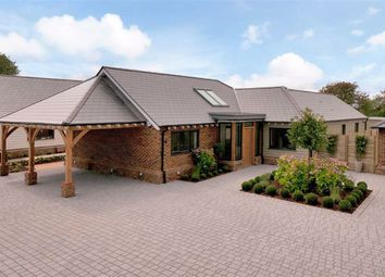 Abbie Fields Lees Road, Ashford, Kent TN25. 3 bed detached bungalow for sale