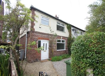 Thumbnail 3 bed property to rent in Crossford Street, Stretford, Manchester