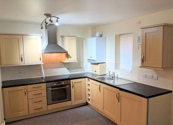 Thumbnail 1 bed flat to rent in Rhosddu Road, Wrexham