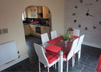 Thumbnail 3 bed town house for sale in Chichester Close, Burnley