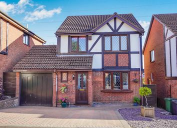 Thumbnail 3 bed detached house for sale in Ludlow Close, Willsbridge, Bristol