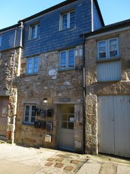 Thumbnail 2 bed flat for sale in Bread Street, Penzance