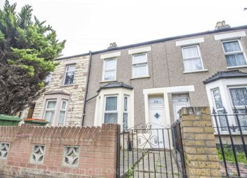 Thumbnail 3 bed terraced house for sale in Manor Park Road, London