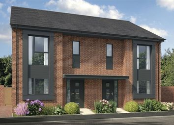 Thumbnail 3 bed semi-detached house for sale in Papenham Green, Canley, Coventry, West Midlands