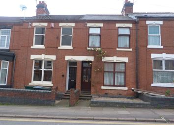 Thumbnail 2 bedroom terraced house to rent in Broomfield Road, Earlsdon, Coventry