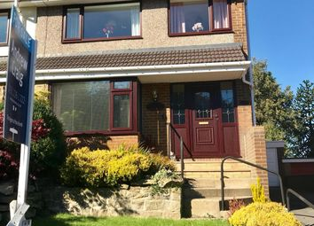 Thumbnail 3 bed semi-detached house for sale in Lochfield Gardens, Gateshead