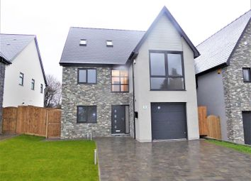 Thumbnail 5 bed detached house for sale in Laurel Court, Waterton, Bridgend, Bridgend County.