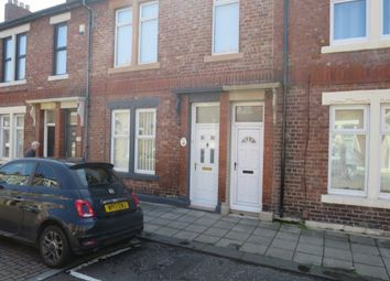 Thumbnail 2 bed flat for sale in Canterbury Street, South Shields