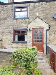Thumbnail 1 bed terraced house to rent in Prospect Row, Ovenden, Halifax