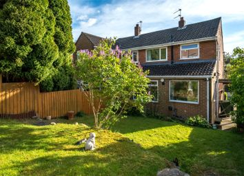 Thumbnail 3 bed semi-detached house for sale in Moseley Wood Croft, Leeds, West Yorkshire