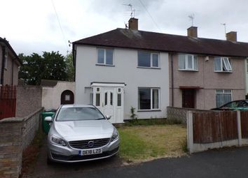 Thumbnail 3 bed end terrace house for sale in Letcombe Road, Clifton, Nottingham, Nottinghamshire