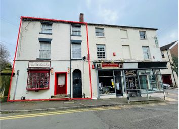 Thumbnail Commercial property for sale in 1 And 1A Church Street, Stone, Staffs