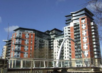 Thumbnail 2 bed flat to rent in Whitehall Waterfront, 2 Riverside Way, Leeds